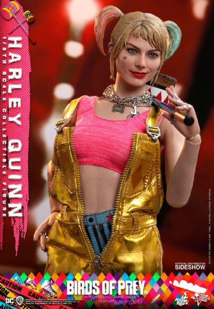 *Pre Order* Hot Toys 1:6 DC Birds of Prey Harley Quinn